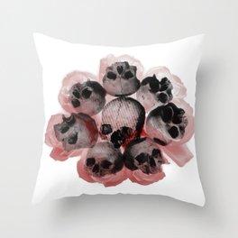 aromatic  Throw Pillow
