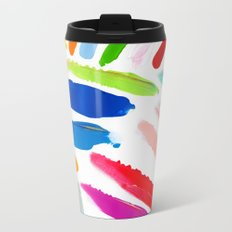 Emile Pattern Travel Mug
