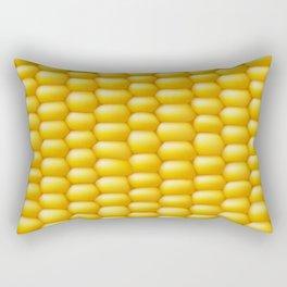 Corn Cob Background Rectangular Pillow