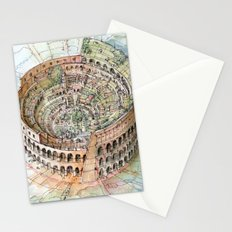The Colosseo City Stationery Cards