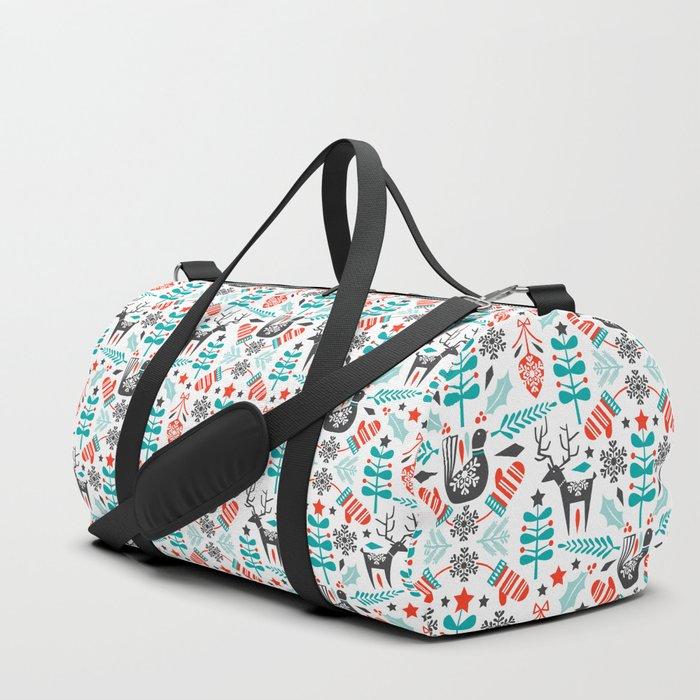 Hygge Holiday Duffle Bag
