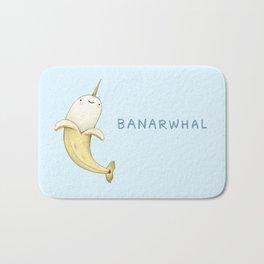Banarwhal Bath Mat