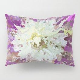 273 - Abstract Flower Pillow Sham