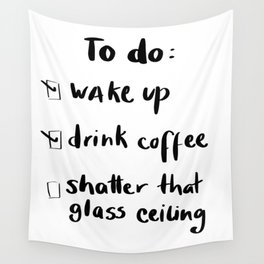 to do Wall Tapestry