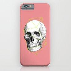 Geometric Skull iPhone 6s Slim Case