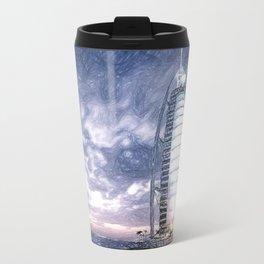 The Pride Of Dubai Travel Mug