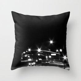 night light Throw Pillow