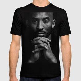 K.B King of  Basketball Art Print01 T-shirt