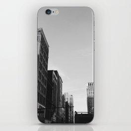 Broderick Tower - Detroit, MI iPhone Skin