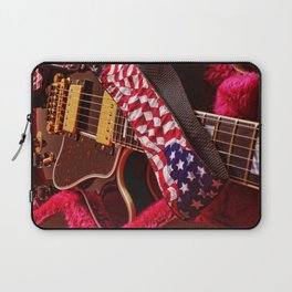 Three O'clock Blues Laptop Sleeve