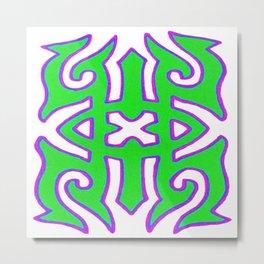 Abstract Designz - 27 Metal Print