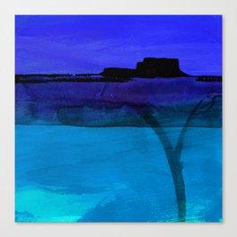 Mesa No. 100C by Kathy Morton Stanion Canvas Print