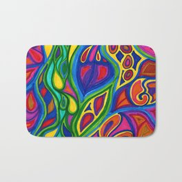 Metamorphosis Bath Mat