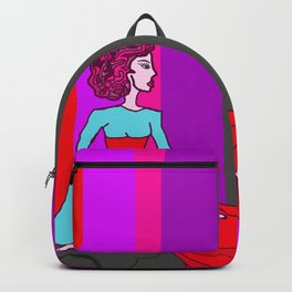 i THiNK OF YOU Backpack