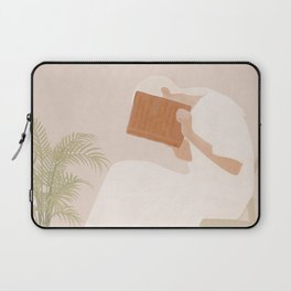 Lost Inside Laptop Sleeve