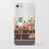 sloths iPhone & iPod Cases featuring Sloths by Big AL
