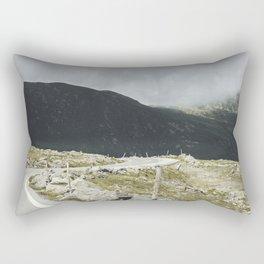 this road Rectangular Pillow