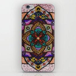 Love Mandala - מנדלה אהבה iPhone Skin