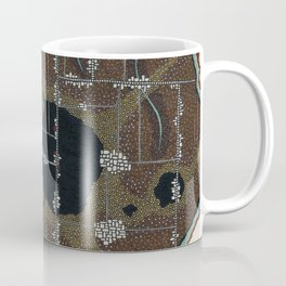 there's a hole there Coffee Mug