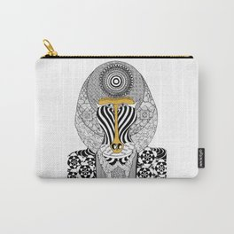 Mandrill Syndrome Carry-All Pouch