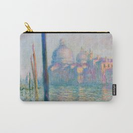 """Claude Monet """"Grand Canal, Venice"""" Carry-All Pouch"""