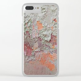 017 Clear iPhone Case