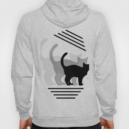 Cat story, Pet design #society6 #decor #buyart #artprint Hoody