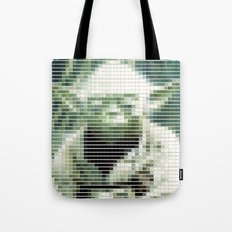 Yoda - StarWars - Pantone Swatch Art Tote Bag