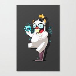Byran Monster 1 Canvas Print