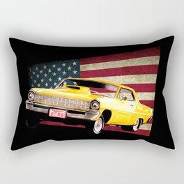 Chevy Nova 67 Rectangular Pillow