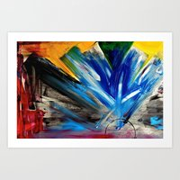 focus Art Prints featuring Focus by RvHART