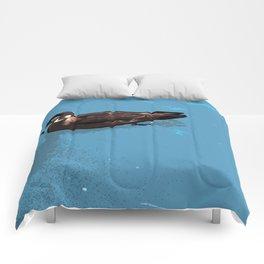 Wood; duck Comforters