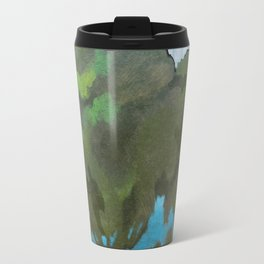 Brewing Storm With Sheep Travel Mug