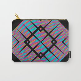 Colors in line - black5 Carry-All Pouch