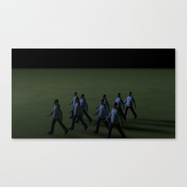 Boys_Series_n°2 Canvas Print