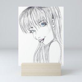 Comical Mini Art Print