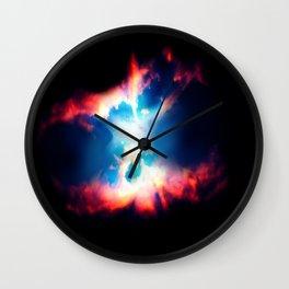 NGC 2818 Wall Clock