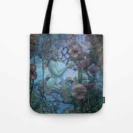 Gaian Forest Tote Bag
