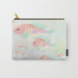 Fish Family Carry-All Pouch