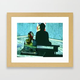 Enlightenment Framed Art Print