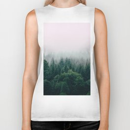 Trees by Filip Zrnzevic Biker Tank