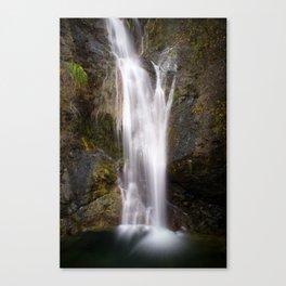 Coast Waterfall Canvas Print