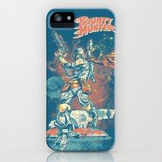 BOUNTY HUNTER iPhone (5, 5s) Slim Case