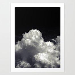 Cloudbank - 4 Art Print
