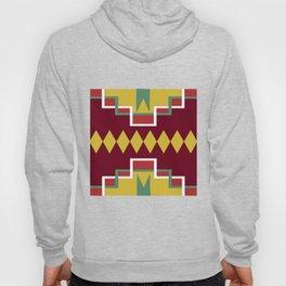 Native pattern Hoody