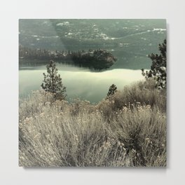 Amazing Weed Metal Print