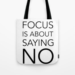 Focus is about.... Tote Bag