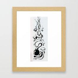 Inndemeric Framed Art Print