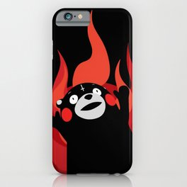 Kumamon iPhone Case