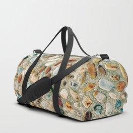 Pebble Rock Flooring IV Duffle Bag
